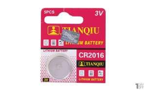 باتری سکه ای CR2016 تیانکیو