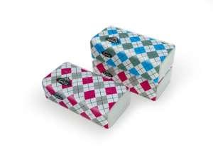 دستمال کاغذی دیاموند گلریز 100 برگ
