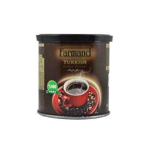 پودر قهوه ترک فرمند 100 گرمی