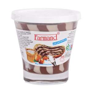 شکلات صبحانه کرمی فندقی فرمند 110 گرم