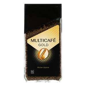 قهوه فوری گلد مولتی کافه 100 گرمی